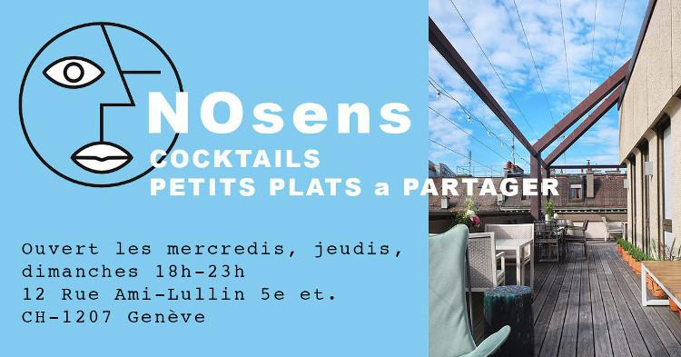 Best rooftop bars in Geneva