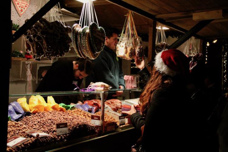 Christmas markets Noel Aux Bastions Geneva