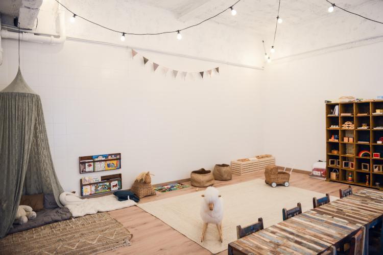 xA space dedicated for woman- Geneva