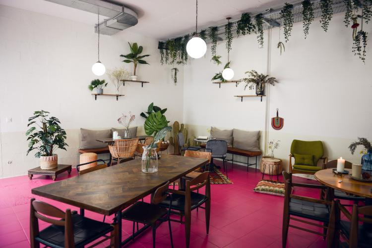 A space dedicated for woman- Geneva