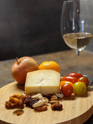Cheese and wine pairings for Christmas in Switzerland 2020