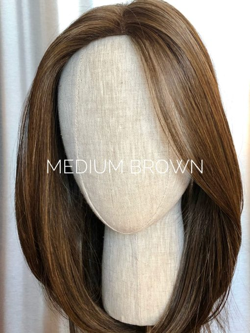 Synthetic Hair_Medium Brown