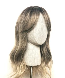 Synthetic Wig: Smokey Ombre