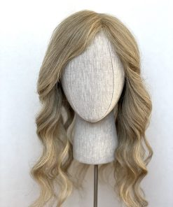 THT Topper: Beige Blonde - Long Length