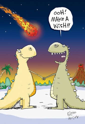 """""""I have a dream"""" - phiên bản khủng long"""