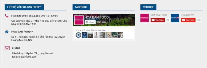 5s quảng cáo: Hoabanfood chuyên thịt trâu gác bếp và bộ đôi gia vị Tây Bắc hạt dổi, mắc khén siêu hấp dẫn 8-)