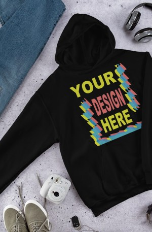 Design Hooded Sweatshirt