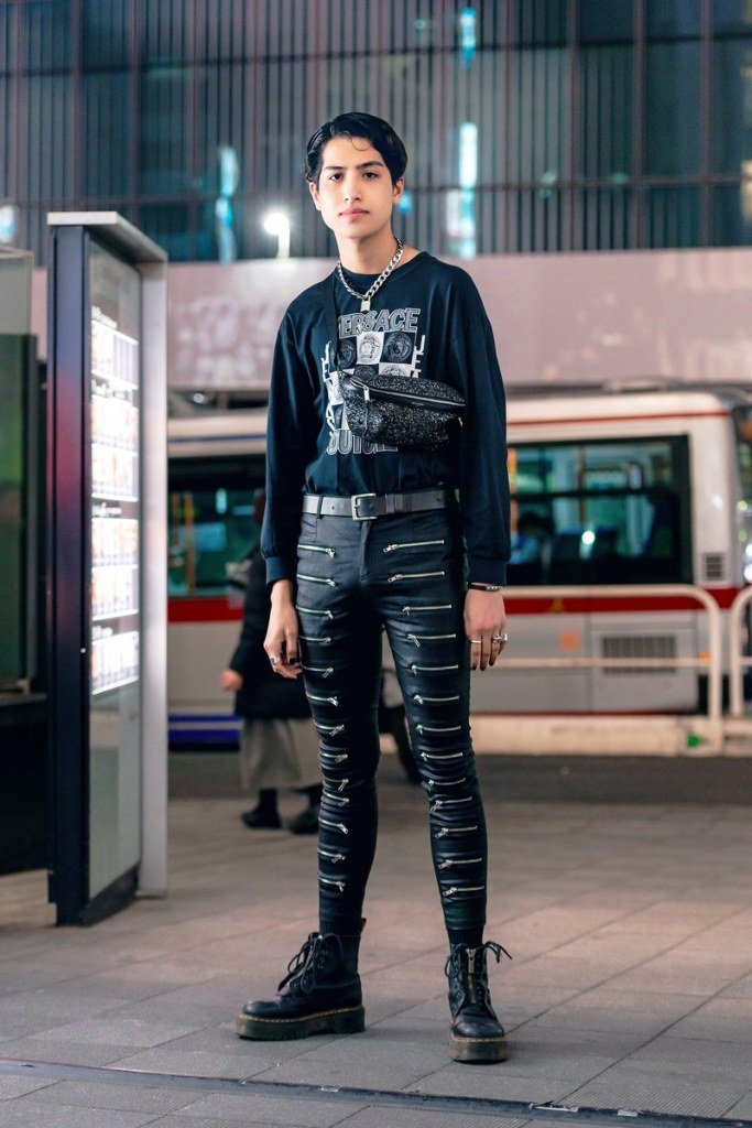 Will Tokyo street style ever lose its magic touch? Not likely, if the stylish locals captured around the city at Fashion Week have anything to say about it.
