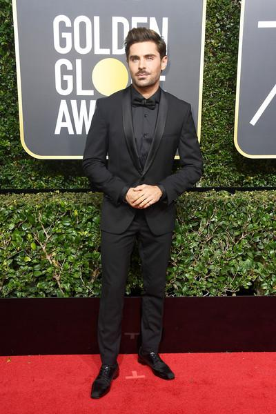 Zac Efron 75th Golden Globes January 7, 2018