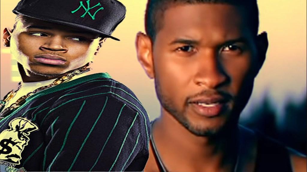 Chris Brown and Usher Verzuz battle