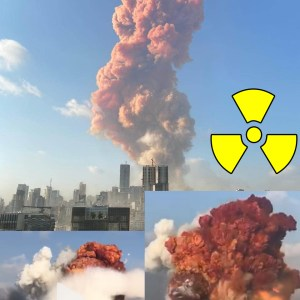 Is Beirut Explosion Nuclear