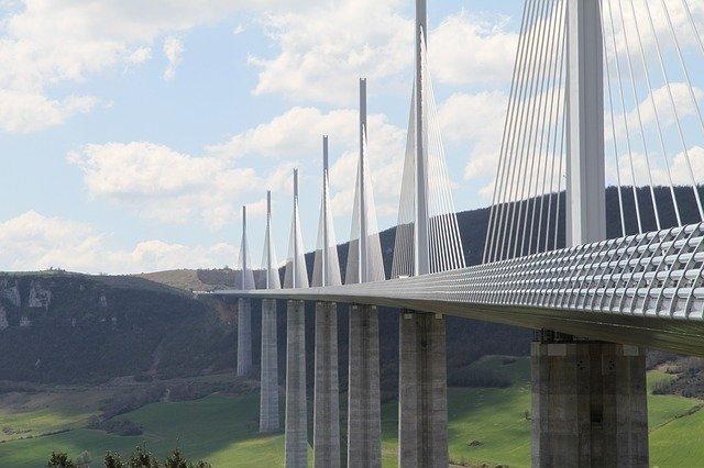 Millau Viaduct Bridge :