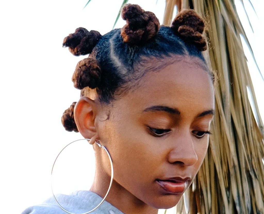 What are Bantu knots ? And How To Do Bantu knots Easy ? 2020