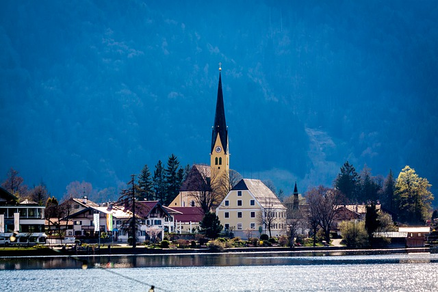 Tegernsee Germans Are Exploring Their Country