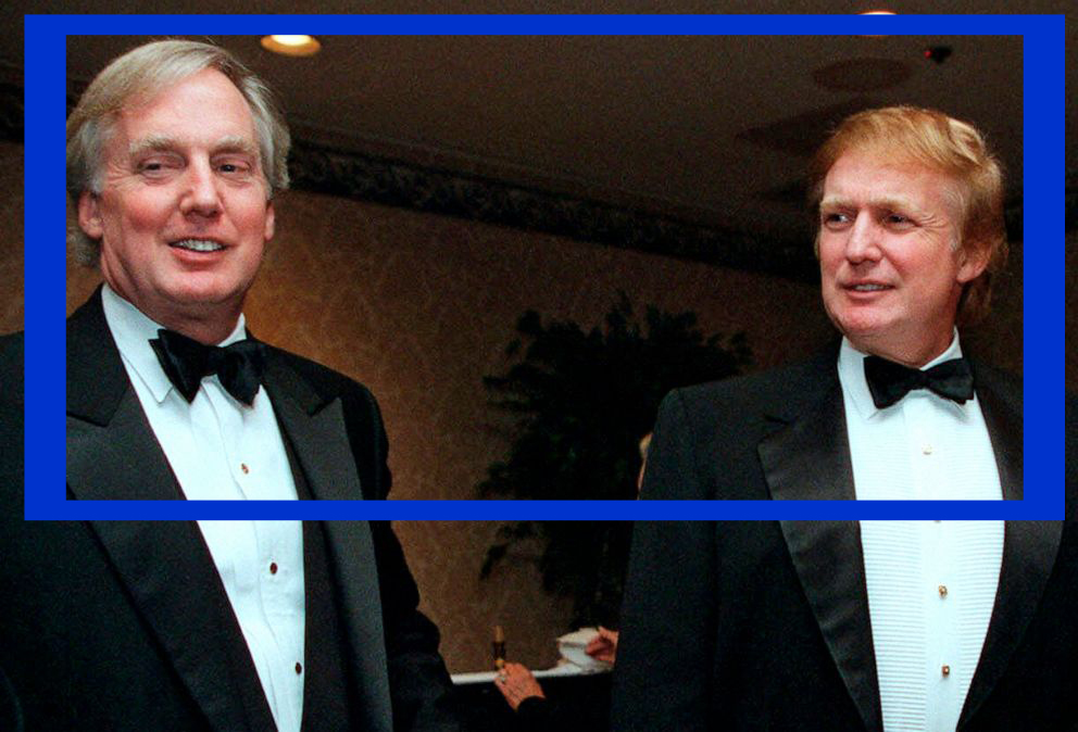 Robert Trump , Trump's Brother Died