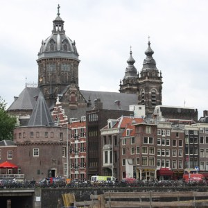 Where To Go In Amsterdam ? Saint Nicholas Church in Amsterdam