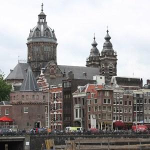 Where To Go In Amsterdam ? Saint Nicholas Church in Amsterdam