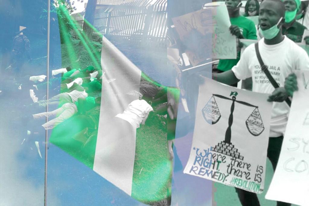 Revolution Now Nigeria Protests