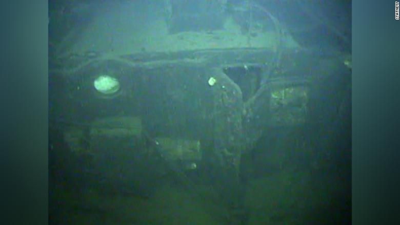 Lost German Warship Discovered After 80 Years Sinking