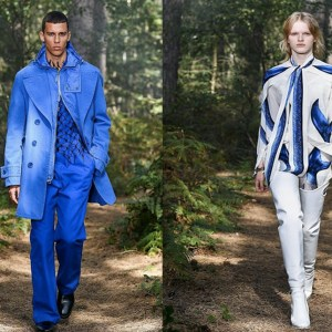 Burberry Spring Summer 21 Presents Inspired Catwalk During London Fashion Week