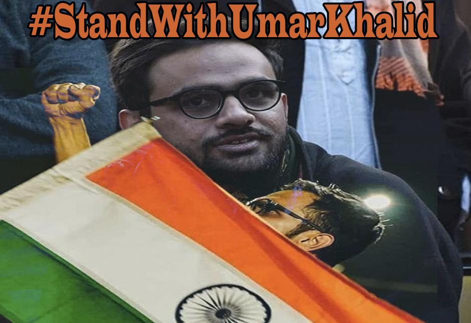 Who Is Umar Khalid ? Stand With Umar Khalid