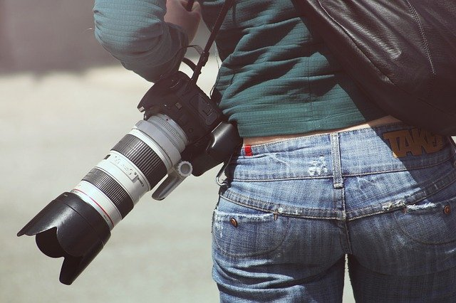 How To Choose A Professional Camera ?