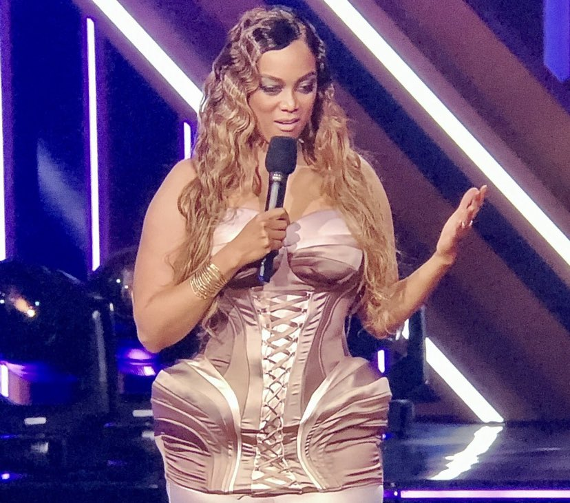 Tyra Outfit In DWTS Cause Controversy