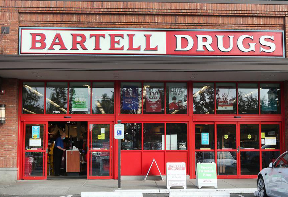 Bartell Drugs Will Be Sold To Rite Aid