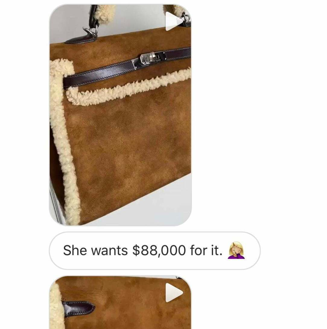 A Purse Looks Like Ugg Boot Price 88,000$ Erupts Controversy On Twitter
