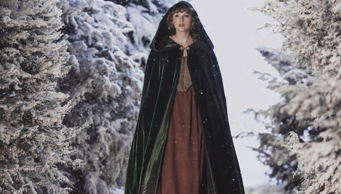 Taylor Swift Willow Remix Lonely Witch Version Is Out There ( Video )