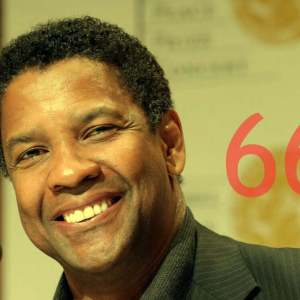 Denzel Washington Celebrates His 66th Birthday