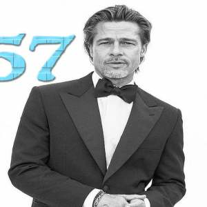 Brad Pitt Celebrates His 57th Birthday