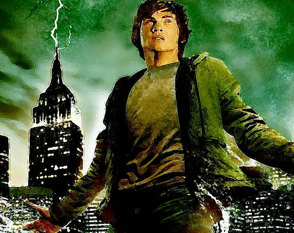 Percy Jackson Is On The Doorstep With A Budget That Might Skip Star Wars