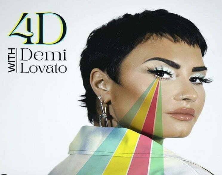 Demi Lovato Is Non Binary