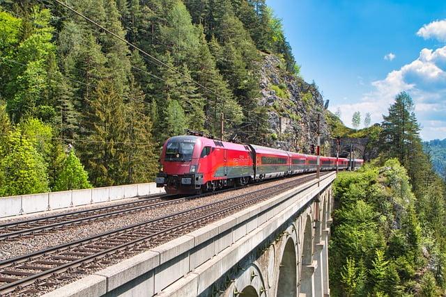 Austrian Federal Railways Night Trains Start On Monday To Amsterdam