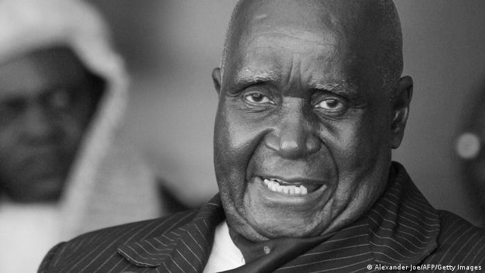 Kenneth Kaunda , Zambia's Freedom Champion