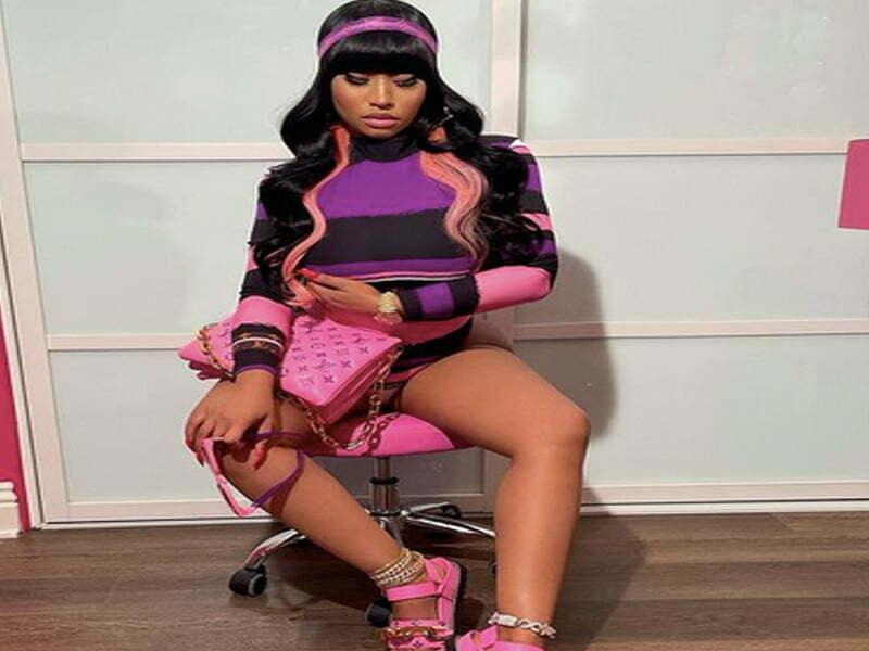 Nicki Minaj Best Outfits 2021