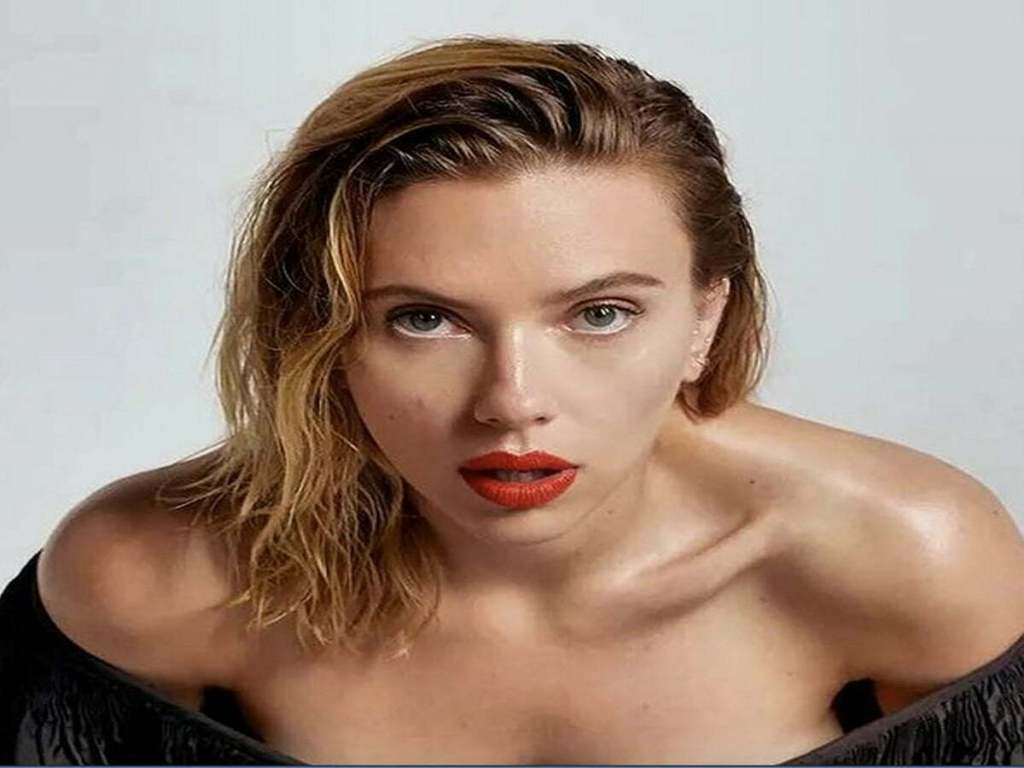 Scarlett Johansson Left A Video Message At The Premiere Of Black Widow
