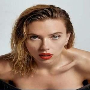Stunning Scarlett Johansson Left Video Message At Black Widow Premiere