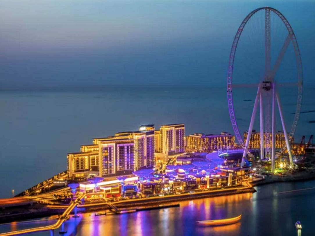 The Largest Ferris Wheel In World To Open To Visitors from October 21