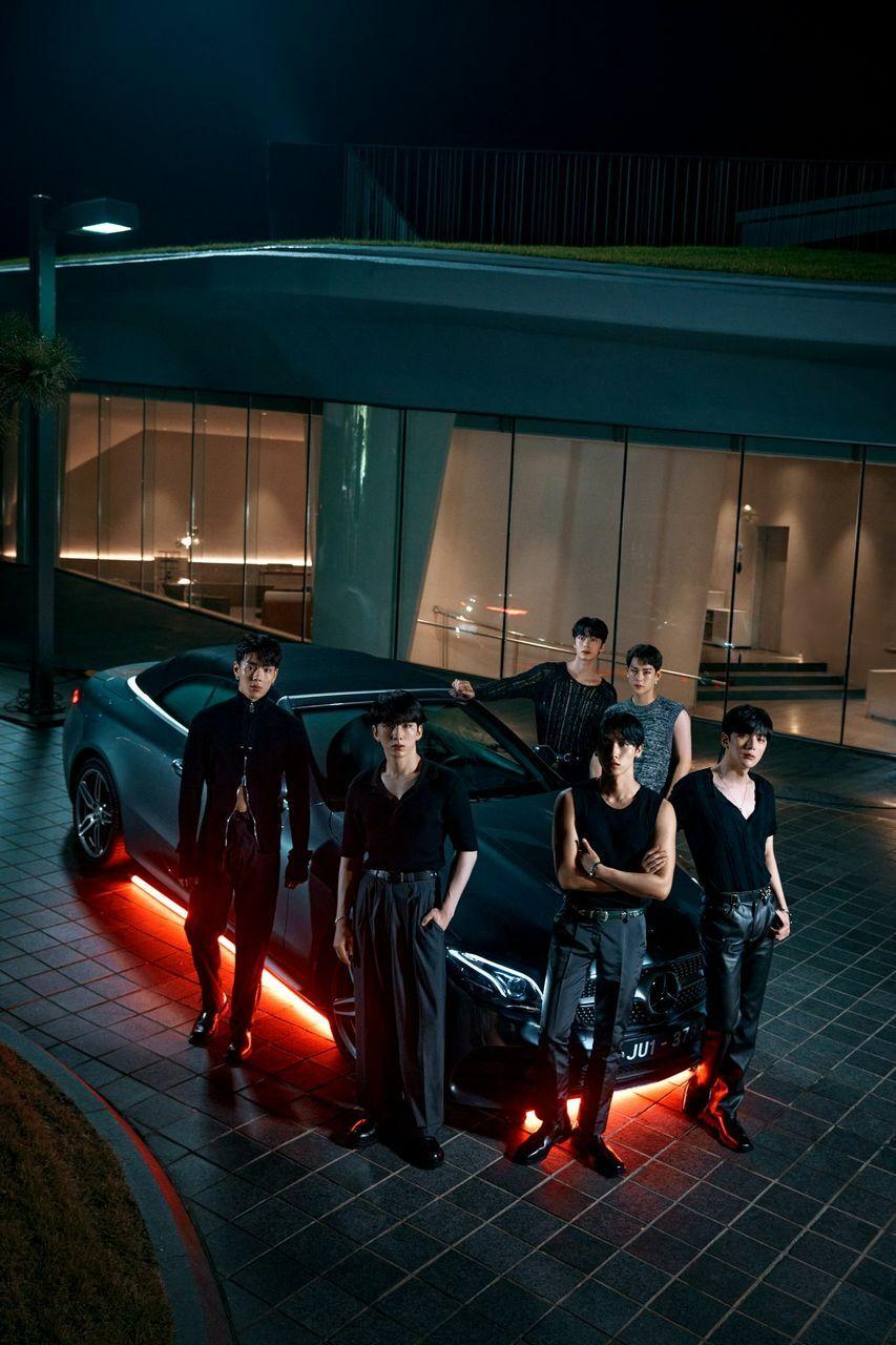 "Monsta X Release English Single"" 1 DAY"""