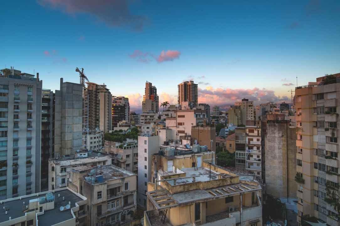 Power Grid In Lebanon Completely Failed