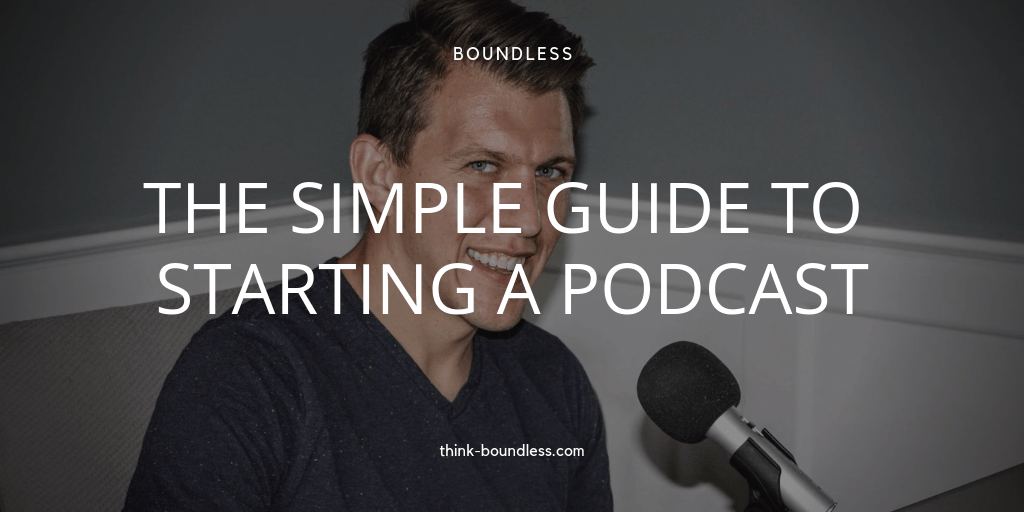 Podcasting Year One: A Simple Beginning Into Podcasting