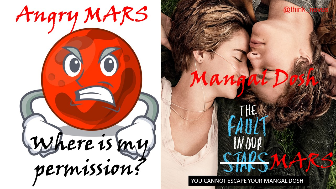Manglik (The fault in our Mars): The 'killer' wife ...