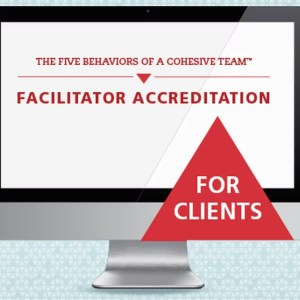 Five Behaviors of a Cohesive Team Online Certification - TH!NK Training
