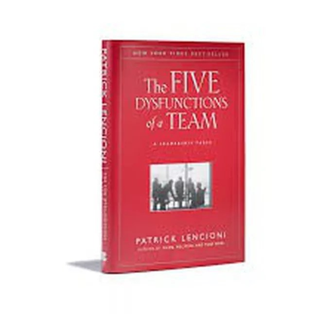 Five Dysfunctions of a Team E-Book - TH!NK Training