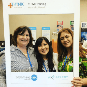 SHRM Conference 2017 TH!NK Booth Photo