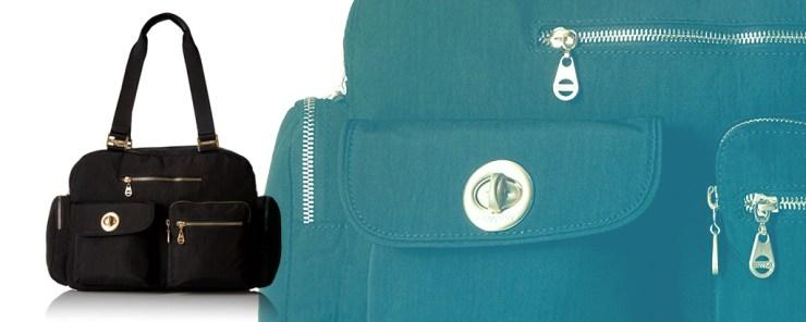 Training Bag Tools - TH!NK Training - Baggallini Shoulder Bag