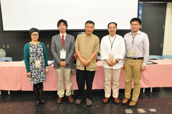 探討臺灣民俗學與文化資產相關的議題