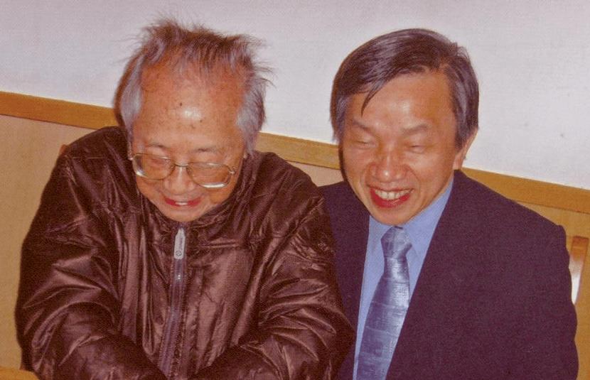 張炎憲談劉枝萬:建立臺灣學術傳承與民俗學的奠基
